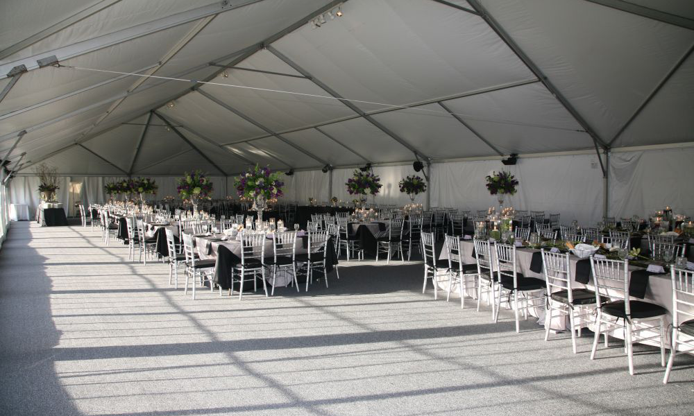 Navi-Trac Frame Tents