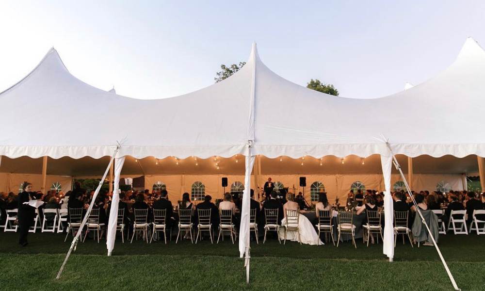 Renting Your Next Tent | 5 Benefits of Using Tents for Events