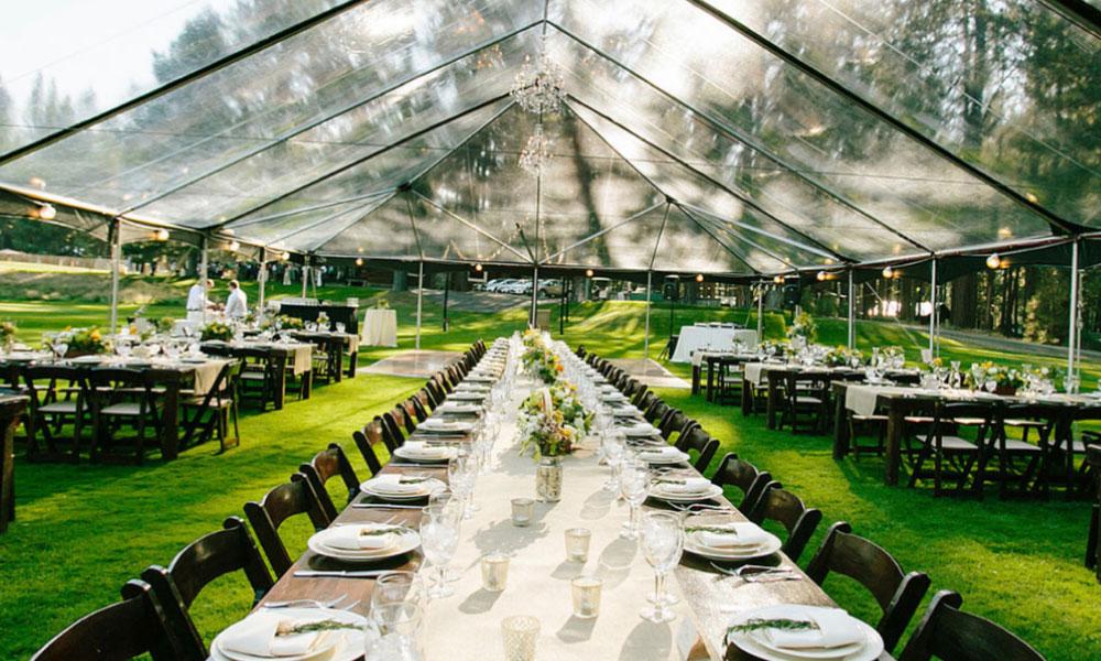 Joliet Tent Wedding