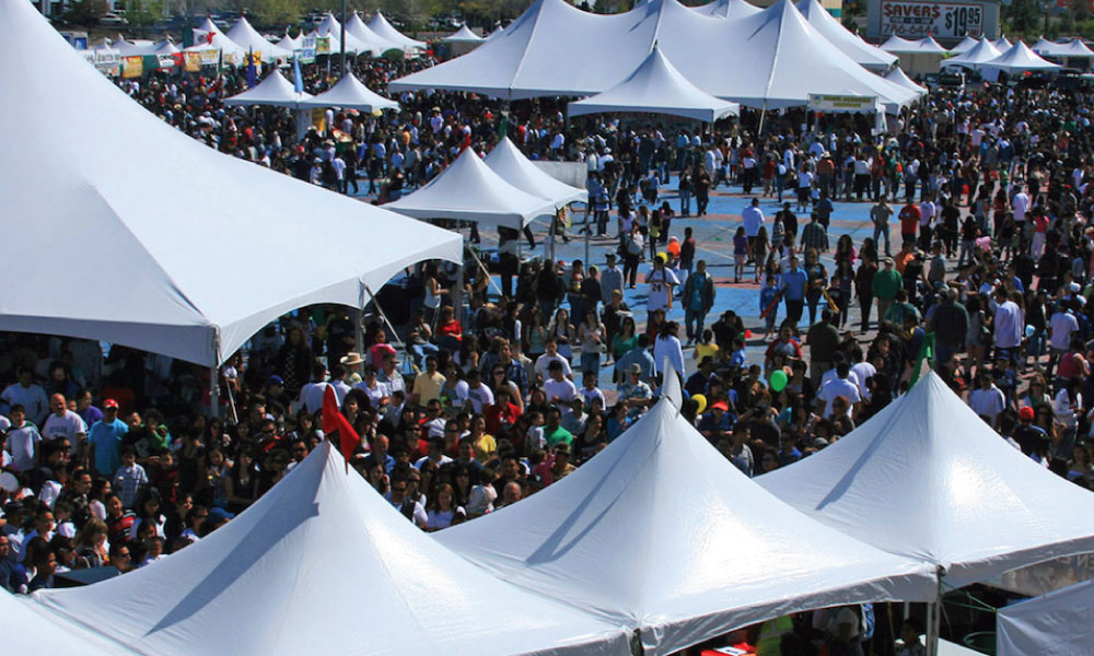 How To Plan An Outdoor Event This Fall | Joliet Tent