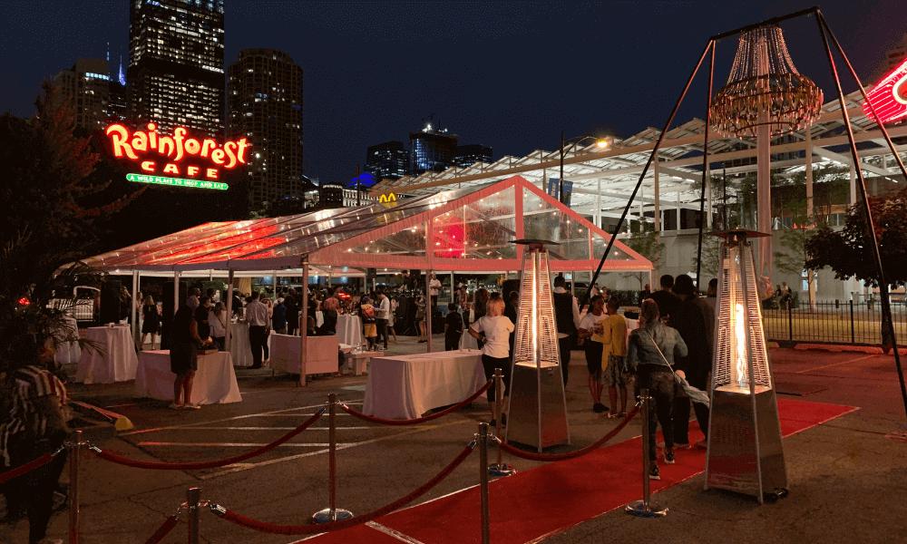 6 Ideas For Outdoor Corporate Events | Joliet Tent